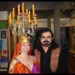 mit Pejman Hadadi, Ensemble Zarbang - 2005